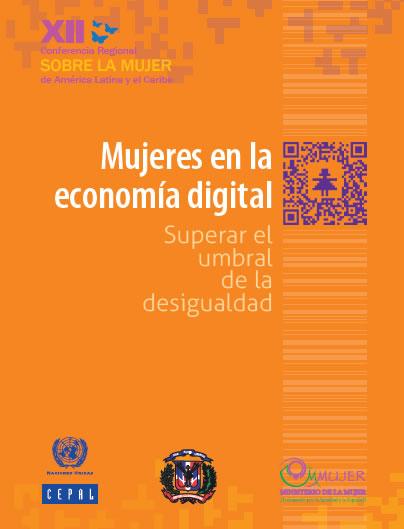 mujeres en la economia digital