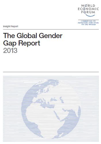 global gender gap report