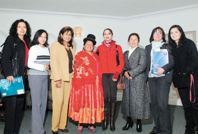 mujeres Bolivia2