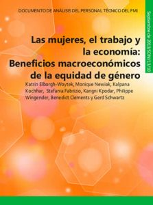 publicación mujer y economía