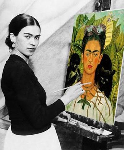 Frida cuadro 2